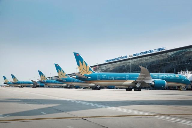 Vietnam Airlines tạm dừng tất cả các đường bay quốc tế do Covid-19
