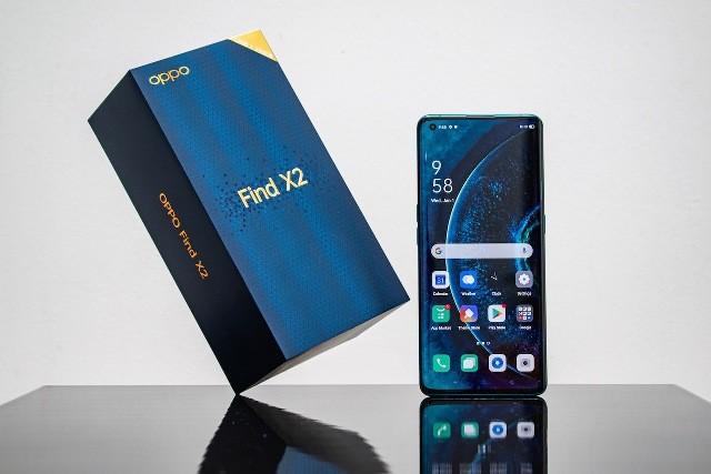 Sở hữu Find X2 đồng nghĩa với việc sở hữu một thiết bị công nghệ tiên phong