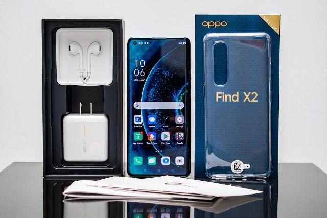 OPPO Find X2 là chiếc smartphone xuất sắc nhất hiện nay?