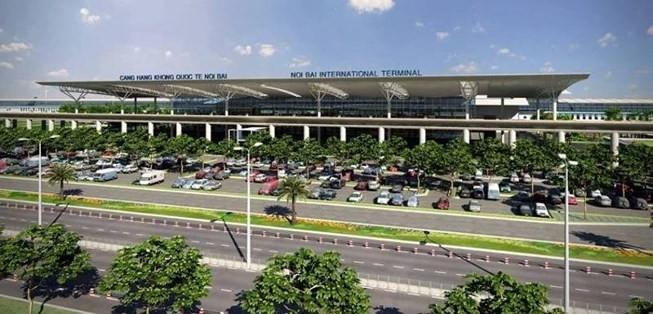 Các chuyến bay quốc tế đến Việt Nam không được hạ cánh tại sân bay Nội Bài