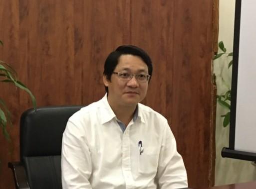 Ông Vũ Hà, Phó Giám đốc Sở GTVT Hà Nội