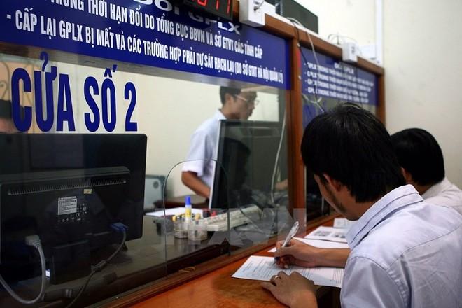 Từ 1/4/2020, Sở GTVT Hà Nội không nhận hồ sơ nộp trực tiếp tại bộ phận Một cửa của Sở