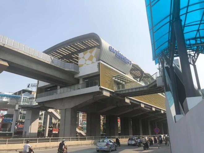 Dự án đường sắt Cát Linh- Hà Đông vẫn chưa thể kết thúc giai đoạn vận hành thử