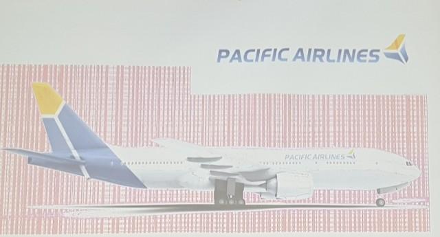 Thương hiệu và logo nhận diện mới của Pacific Airlines, tiền thân của Jetstar Pacific