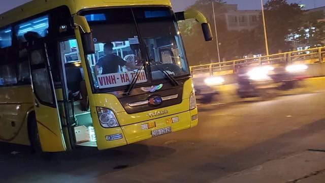 Nhà xe Trần Anh hoạt động 1 ngày 4 chuyến đi Vinh- Hà Tĩnh- Đồng Hới