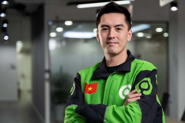 Tổng giám đốc của Gojek Việt Nam Phùng Đức Tuấn