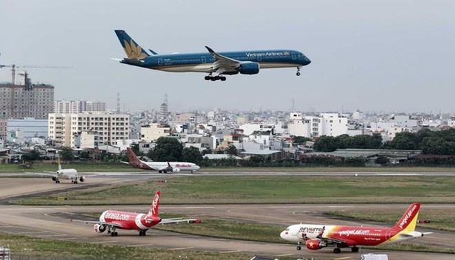 Việc xây dựng nhà ga T3 Tân Sơn Nhất sẽ góp phần giải quyết tình trạng tắc nghẽn hiện nay ở sân bay này