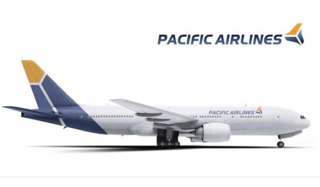 Nhận diện thương hiệu mới của Pacific Airlines