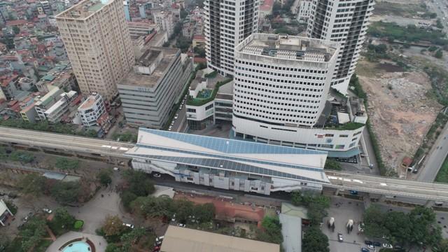 Dự án đường sắt Nhổn- Ga Hà Nội dự kiến khai thác trước đoạn tuyến trên cao vào tháng 4/2021