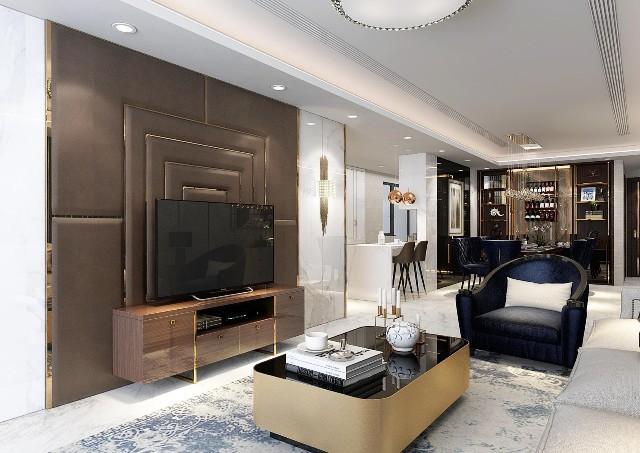 Nội thất căn hộ Sunshine Center đều đến từ những thương hiệu uy tín hàng đầu thế giới.