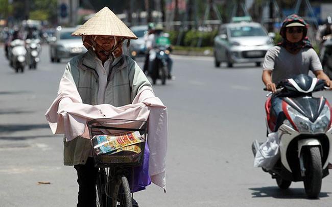 Bắc bộ và Hà Nội tiếp tục có 1 tuần mới với với nắng nóng 40 độ C