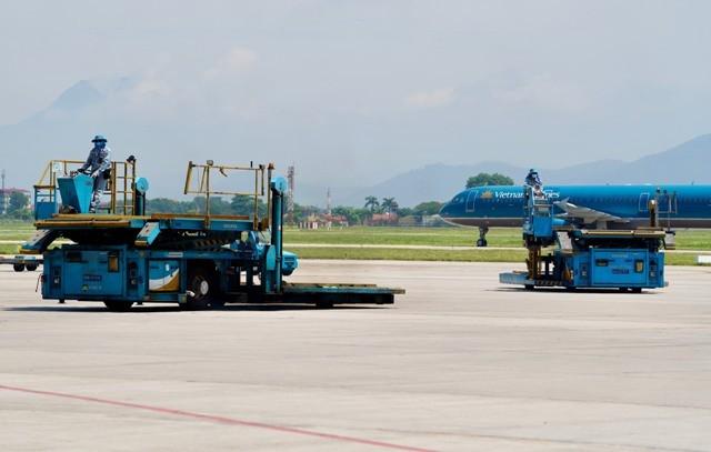 Thời gian gần đây, nhiều vụ việc mất an toàn hàng không đã xảy ra ở khu bay