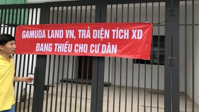 Nhiều khách mua nhà tại dự án ST5 của Gamuda Land Việt Nam bức xúc, tố chủ đầu tư xây thiếu diện tích
