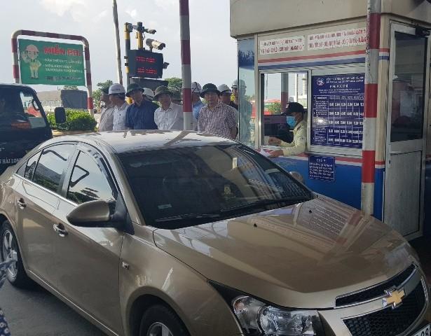 Cao tốc Pháp Vân- Ninh Bình thu phí tự động không dừng từ 10/6