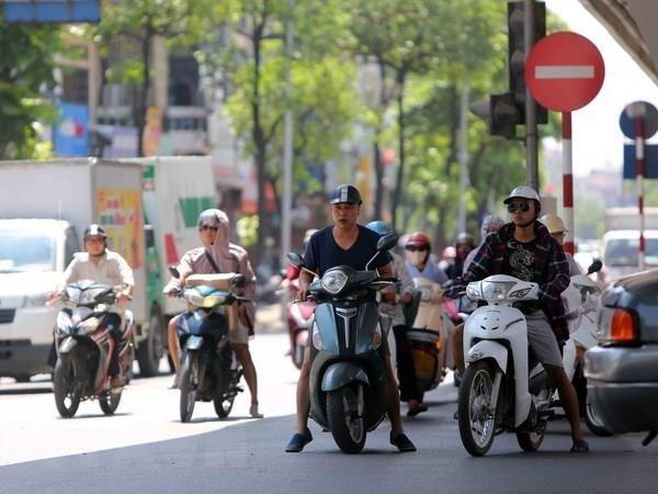Khu vực Hà Nội nắng nóng gay gắt còn gia tăng và duy trì trong vài ngày tới