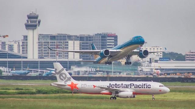 Cho đến hết năm 2021, các hãng hàng không Việt Nam cơ bản giữ nguyên như hiện tại