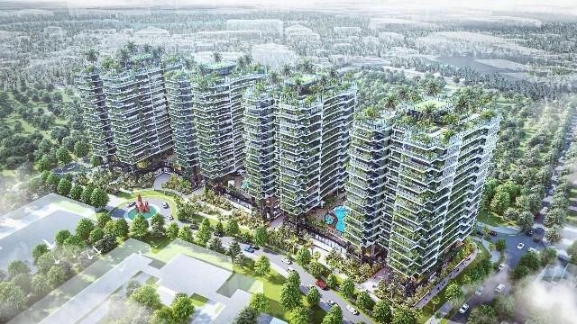Các dự án của Sunshine Group được phát triển theo xu hướng xanh – thông minh, đặt yếu tố môi trường lên hàng đầu.