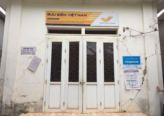 Cơ quan chuyên môn ghi nhận xuất hiện thêm 30 trận động đất và dư chấn trong 2 ngày qua tại Sơn La