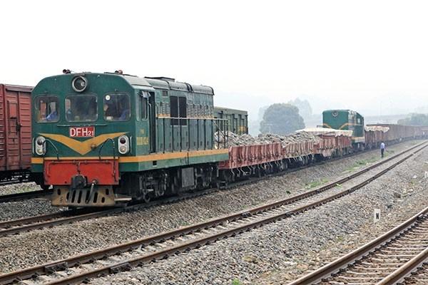 Dự án đường sắt Yên Viên - Lào Cai - Hà Khẩu đang được Bộ GTVT triển khai