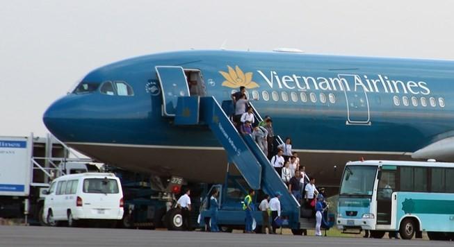 Thu nhập của phi công Vietnam Airlines hiện chỉ bằng 50% so với cùng kỳ 2019