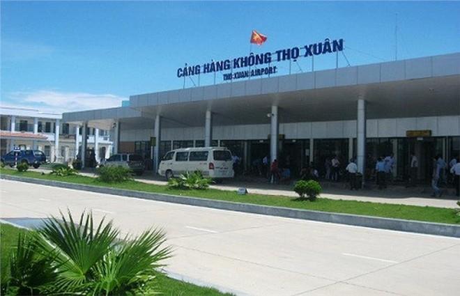 Hành khách gây rối tại sân bay Thọ Xuân bị cấm bay 1 năm