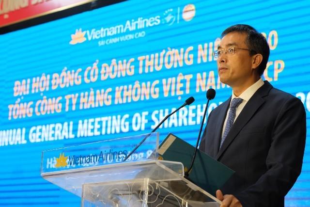 Tân Chủ tịch HĐQT Vietnam Airlines- Đặng Ngọc Hòa