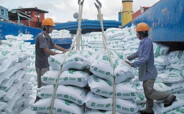 Việt Nam hiện là quốc gia đứng thứ 2 thế giới về xuất khẩu gạo
