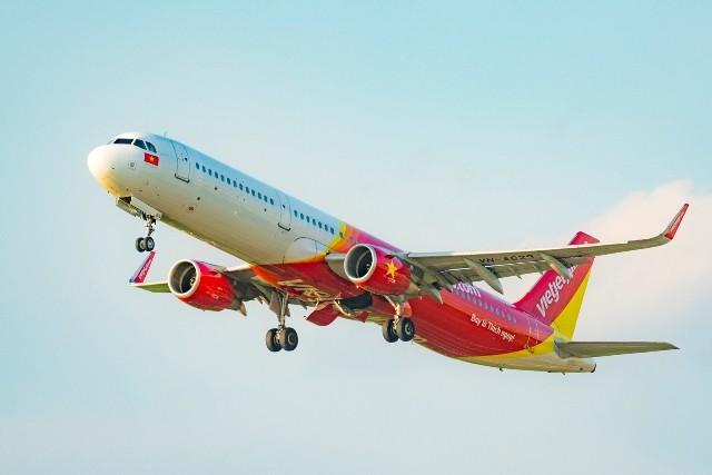 Vietjet sẽ thực hiện 4 chuyến bay đưa du khách mắc kẹt tại Đà Nẵng về Hà Nội và TP.HCM