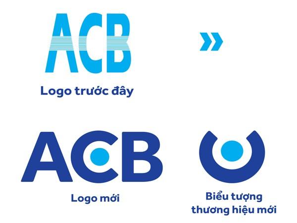 ACB thay đổi nhận diện thương hiệu ảnh 1