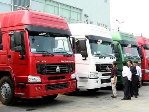 Lượng ôtô nhập khẩu từ Trung Quốc tăng hơn 220% ảnh 1