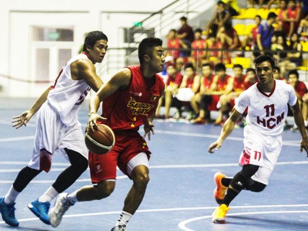 Saigon Heat tham gia Giải bóng rổ nhà nghề Đông Nam Á - ABL ảnh 1