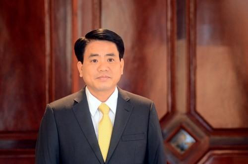 Kỳ họp thứ 14 HĐND TP Hà Nội sẽ bầu chức danh Chủ tịch UBND TP ảnh 1