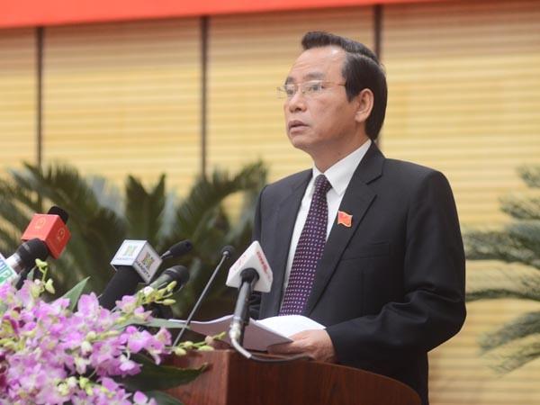 Kỳ họp thứ 14, HĐND TP Hà Nội khóa XIV: Kinh tế tiếp tục chuyển biến tích cực ảnh 1