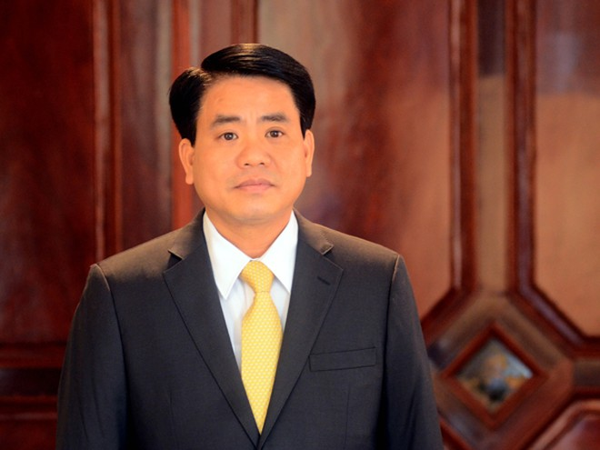 Ông Nguyễn Đức Chung được bầu làm Chủ tịch UBND TP Hà Nội ảnh 1