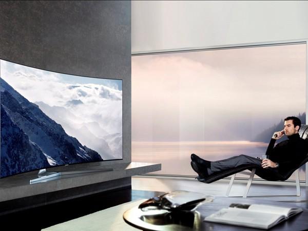 Samsung ra mắt dòng sản phẩm ti vi SUHD 2016 đầy ấn tượng ảnh 2