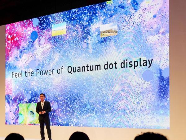 Samsung ra mắt dòng sản phẩm ti vi SUHD 2016 đầy ấn tượng ảnh 1