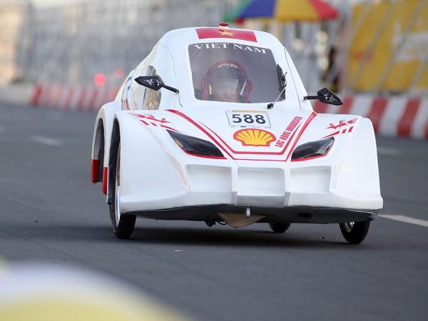 Việt Nam có 11 đội tham gia cuộc thi chế tạo xe tiết kiệm nhiên liệu ảnh 1
