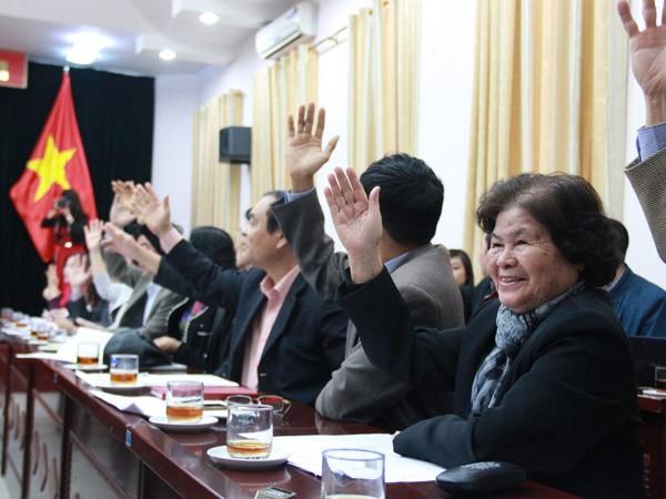 Hà Nội có 48 người tự ứng cử đại biểu Quốc hội ảnh 1