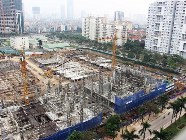Nguồn cung bất động sản Hà Nội tăng đột biến ảnh 1