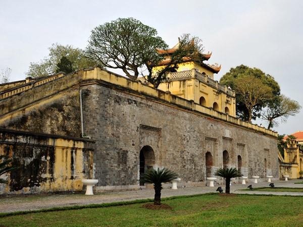 Nhiều công trình trong Hoàng thành Thăng Long sẽ được dỡ bỏ ảnh 1