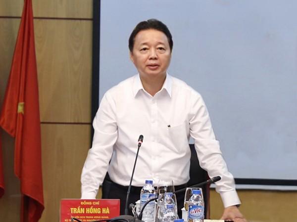 """Bộ trưởng Trần Hồng Hà: Không thể chậm trễ trong xét cấp """"sổ đỏ"""" ảnh 1"""