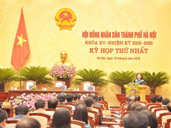 Sẽ xem xét bãi nhiệm đại biểu HĐND TP.Hà Nội đối với bà Nguyễn Thị Nguyệt Hường ảnh 1