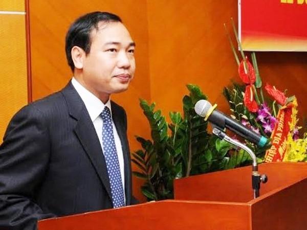 Bộ Công Thương bổ nhiệm Vụ trưởng Vụ tổ chức cán bộ mới ảnh 1
