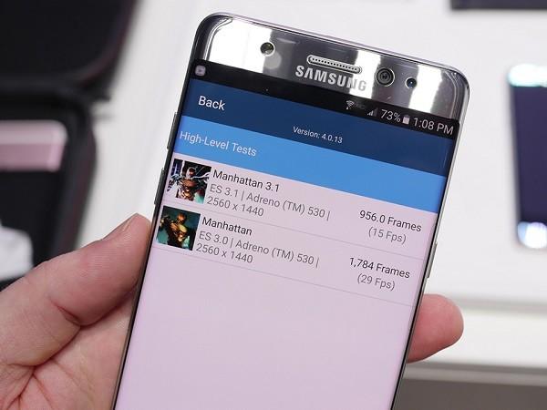 Khách hàng muốn đổi Samsung Galaxy Note 7 cần làm gì? ảnh 1