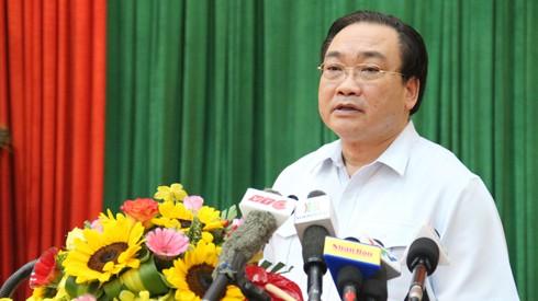 Bí thư Thành ủy Hà Nội: Phải tìm ra nguyên nhân làm cá chết ở hồ Tây để xử lý ảnh 1