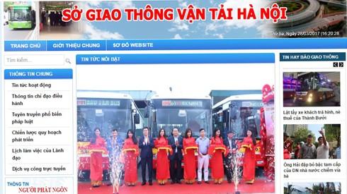 Bộ Nội vụ đề xuất sáp nhập Sở Giao thông vận tải và Sở Quy hoạch và Kiến trúc tại thành phố Hà Nội, TP.HCM thành Sở Giao thông, Xây dựng và Phát triển đô thị