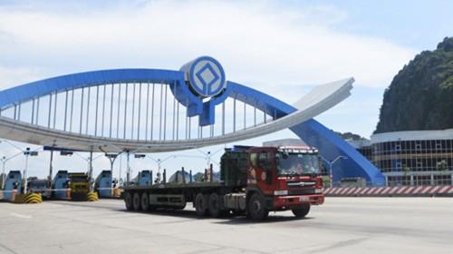 Tổng cục Đường bộ đã có văn bản chính thức xin ý kiến Bộ GT-VT về việc giảm giá vé cho xe ô tô qua trạm thu phí Đại Yên (tỉnh Quảng Ninh)