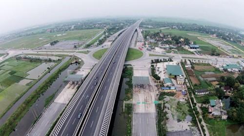 Theo dự kiến, sẽ ưu tiên làm trước 713km cao tốc Bắc - Nam đi qua 12 tỉnh, thành phố trong giai đoạn 2017-2020