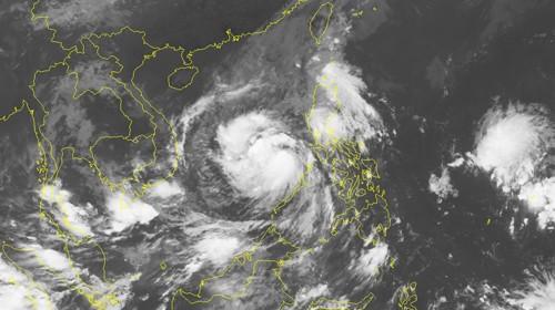 Áp thấp nhiệt đới mạnh lên thành bão, uy hiếp Bình Định - Ninh Thuận ảnh 1