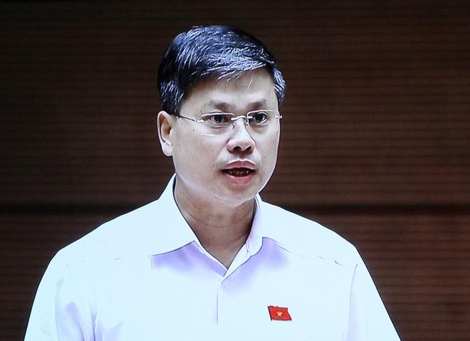 ĐB Nguyễn Sỹ Cương (Ninh Thuận)